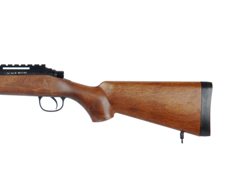 WELL MB03W VSR-10 BOLT ACTION RIFLE (COLOR: WOOD)