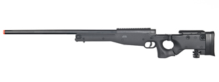 WELL MB08B L96 AWP BOLT ACTION RIFLE w/FOLDING STOCK (COLOR: BLACK)