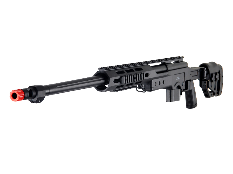 Well MB4411B Bolt Action Sniper Rifle, Black