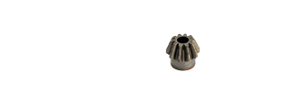 ICS MC-101 Motor Pinion Gear, Metal