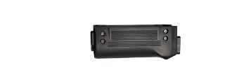 UK ARMS AIRSOFT ICAR AR HANDGUARD SET - BLACK