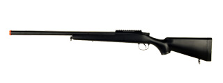 AGM MP001B BOLT ACTION SNIPER RIFLE (COLOR: BLACK)