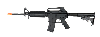 AGM MP031 M4A1 AEG Metal Gear, Full Metal Body, Retractable LE Stock