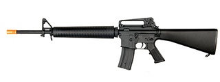 AGM MP034 M16A4 AEG Metal Gear, Full Metal Body, Fixed Stock