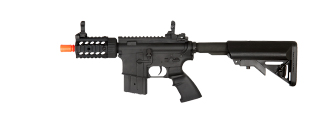 AGM MP039 M4 CQB RIS Stubby AEG Metal Gear, Full Metal Body, Retractable Crane Stock