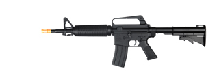 Well MR711 M4A1 Spring Rifle, Adjustable Stock