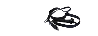 ICS MS-01 Three Point Sling, Black