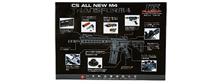 MS-107 ICS CXP UK1 PROMO FLYER (JAPANESE)