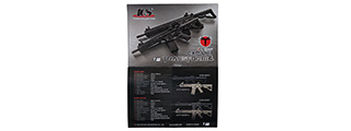 MS-114 ICS CXP UK1 FOLD-OUT PROMO SHEET