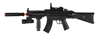 UKARMS P1095 Spring Rifle w/Red Dot Sight & Flashlight