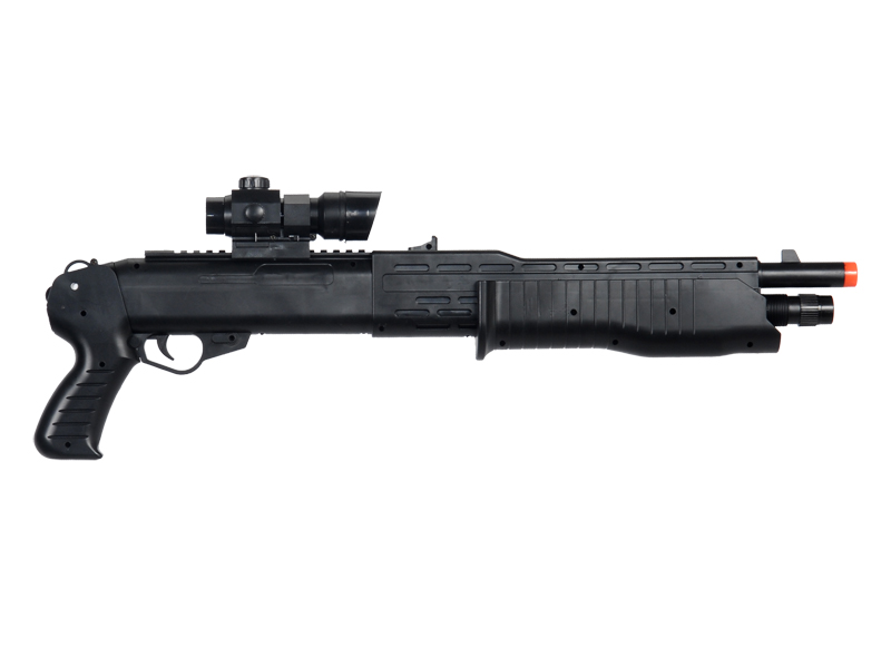 UKARMS P1099 Spring Shotgun with Laser, Flashlight and Scope
