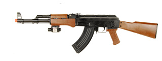 UKARMS P1147 AK-47 Spring Rifle w/ Laser