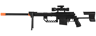 P1200 M200 SNIPER RIFLE (BLACK)