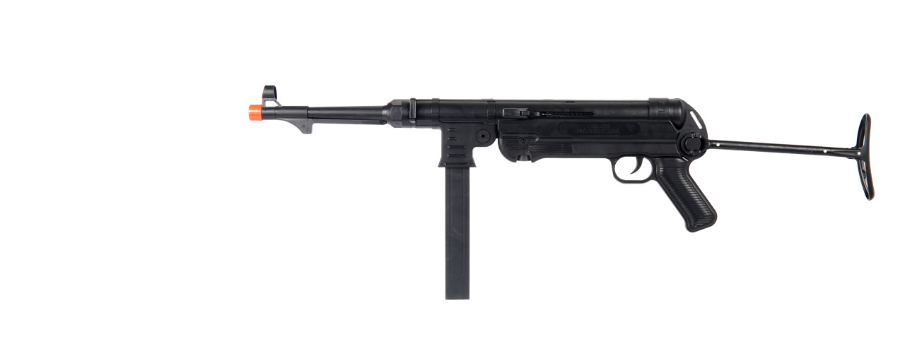 UKARMS P1301 MP40 FULL SIZED SPRING RIFLE W/ UNDER FOLDING STOCK