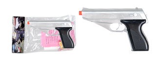 UKARMS P139S Spring Pistol in Poly Bag - Silver