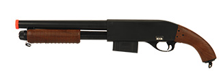 UKARMS P1568W Spring Shotgun in Wood