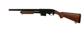 UKARMS P1570W Spring Shotgun in Wood