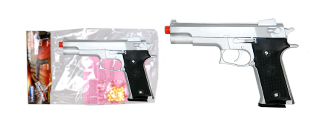 UKARMS P239S Spring Pistol in Silver