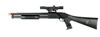 UKARMS P389A Spring Shotgun w/Laser & Scope