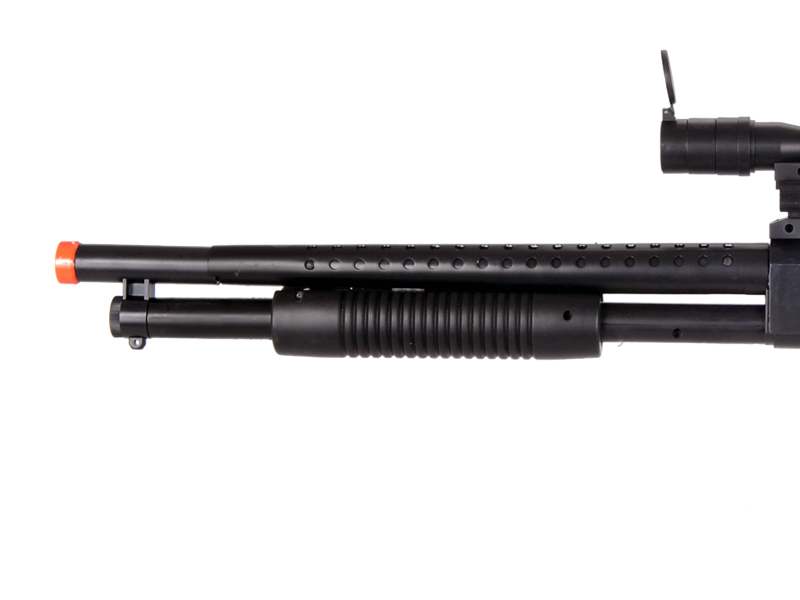 UKARMS P799A Spring Shotgun w/Laser & Scope