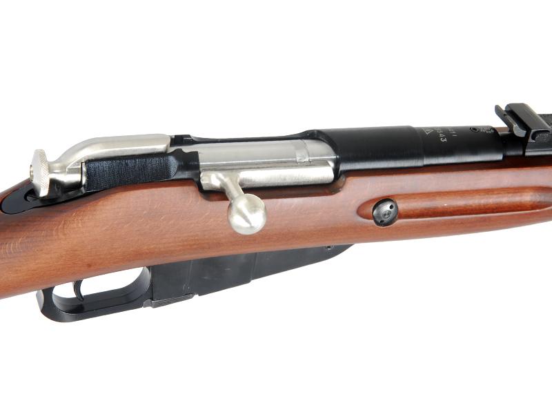PPS PPSGG0001 Mosin Nagant Gas Sniper Rifle, Real Wood [PPSGG0001