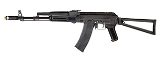 DBOYS RK-02 AKS-74 FULL METAL AIRSOFT AEG w/FOLDING STOCK (COLOR: BLACK)