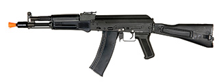 Dboys RK-08 AK-105 AEG Metal Gear, Full Metal Body, Side Folding Stock