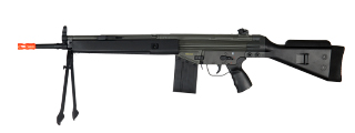 JG T3-K1 T3 SG1 Sniper AEG Metal Gear, Polymer Body w/ Integrated Bi-pod