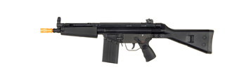 JG T3-MC51 AEG Metal Gear, Polymer Body, Fixed Stock