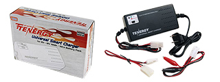 01025 TENERGY SMART UNIVERSAL CHARGER FOR NIMH/NICD