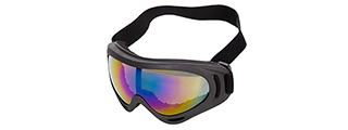 2609F BLUE/PURPLE LENS GOGGLES