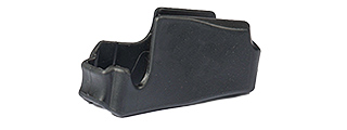 RUBBER MAGWELL GRIP (COLOR: BLACK)