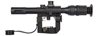 APL-ASP3004 AMP 4X26 SVD DRAGUNOV SCOPE W/ PSO-1 RETICLE (BLACK)