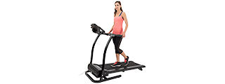 AU-505B AUWIT 1100W ELECTRIC HEAVY DUTY FOLDING TREADMILL (BLACK)