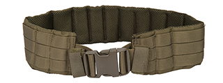 CA-1059GN MOLLE BATTLE BELT (OD)