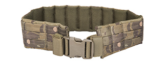 CA-1059MT MOLLE BATTLE BELT (CAMO TROPIC)
