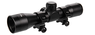 CA-1401 4X32 RIFLE SCOPE WITH RANGEFINDER (190mm)