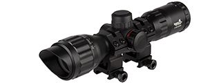 CA-1406 LANCER TACTICAL 3-9x32 AOL MIL-DOT RIFLE SCOPE