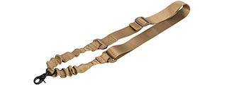 CA-1411T ONE-POINT SIMPLE SLING (TAN)