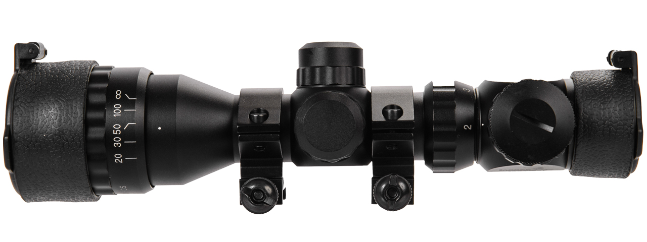 CA-1415 2-6X32 AOEG RED & GREEN ILLUMINATED SCOPE