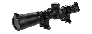CA-1420 1-4X24 RIFLE SCOPE