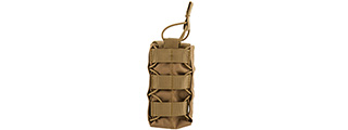 CA-881KN NYLON POUCH FOR RADIO/CANTEEN (CB)