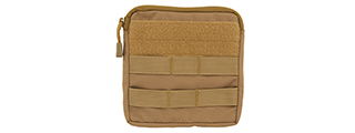 CA-1466KN MOLLE ADMIN MEDICAL EMT POUCH (CB)