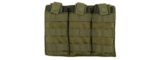CA-1499GN TRIPLE MOLLE POUCH (OD)