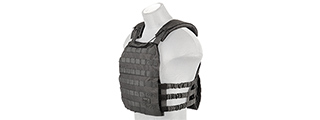 CA-1506BN TACTICAL PLATE CARRIER (BK)