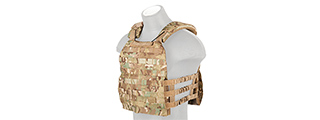 CA-1506CN TACTICAL PLATE CARRIER (CAMO)