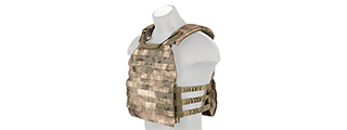CA-1506F TACTICAL PLATE CARRIER (AT-FG)