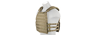 CA-1506GN TACTICAL PLATE CARRIER (OD)
