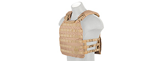 CA-1506KN TACTICAL PLATE CARRIER (CB)