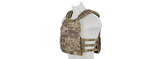 CA-1506MT TACTICAL PLATE CARRIER (CAMO TROPIC)